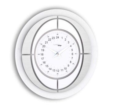Orologio da parete Tempus 24 ore da Incantesimo Design