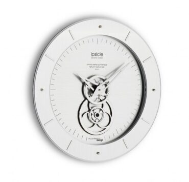 Orologio da parete dinamico Ipsicle da Incantesimo Design