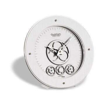 Orologio da tavolo Quantum di forma tonda da Incantesimo Design